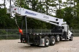 Manitex 35124c_loader Cranes Year Of Mnftr 2019 Pre Owned