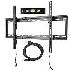 Tv wall mouns Installation Videosecu Mounts Tilt Tv Wall Mount Bracket For Most 23 Electronic Zone Amazoncom Videosecu Mounts Tilt Tv Wall Mount Bracket For Most 23