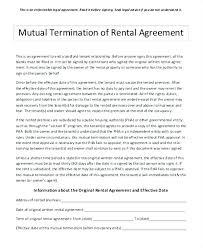 Lease Termination Letters Writing A Lease Termination Letter Icojudge Co