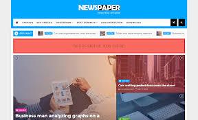 How To Setup Newspaper Blogger Template Templatesyard