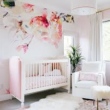 baby girl bedrooms pink fl and oh so dreamy take the full tour of the gorgeous