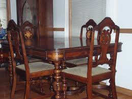Vintage Oak Dining Table Antique Style Dining Table And Chairs Country Black Dining Room