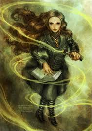 hermione by daekazu on deviantart not really a harry potter fan but this is a great picture