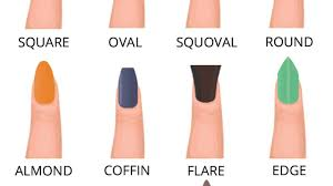 Stiletto Nails Length Chart New Expression Nails