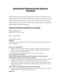 Meteorologist Sample Resume Meteorologist Sample Resume soaringeaglecasinous 1