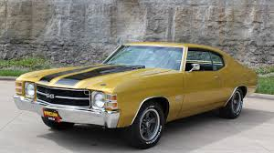 1971 Chevrolet Chevelle SS   F73.1   Indy 2016
