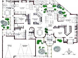 Modern House Floor Plans Withal Contemporary House Plans House - Modern house plan interior design