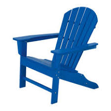 south pacific furniture. polywood llc polywood south beach adirondack pacific blue chairs furniture t