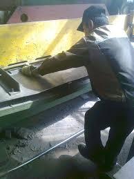 отчет по практике Хусаев Д Отчет по производственной практике  Рис 15 Электромеханические гильотинные ножницы