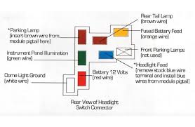 66 chevelle headlight switch wiring diagram wiring diagram and c10 headlights not working at Chevy Headlight Switch Wiring Diagram