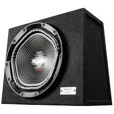 sony subwoofer. for all bass lovers - the sony xs-nwx1202e offers ideal entry level those who want to enjoy more in their car without having build own subwoofer