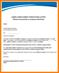 employee confirmation letter sample employment verification letter 3