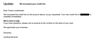 How To Request An Increase On Your Credit Limit On A Credit