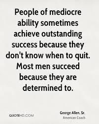 George Allen, Sr. Quotes | QuoteHD
