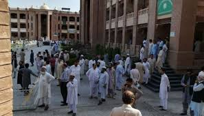The earthquake shook walls across the country and left people waiting in the streets fearing further tremors. 6 4 Magnitude Earthquake Jolts Pakistan