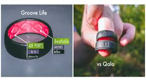 Qalo Size Chart Groove Life Vs Qalo Silicone Rings Honest Review Of Drying Breathability Fit Comfort Styles