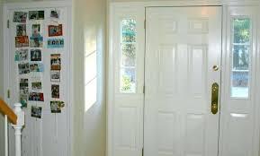 Image Glass Painting Inside Of Front Door Alluring White Interior Front Door And Vote Are Black Interior Doors Painting Inside Of Front Door Foekurandaorg Painting Inside Of Front Door Front Door Paint Ideas Basement Door