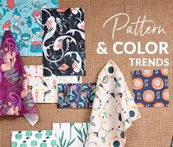Pattern Design Trends Design Trends Spoonflower Blog