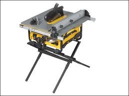 dewalt table saw dw746. dw745rs portable site saw + de7400 stand dewalt table dw746