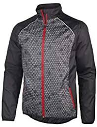 crivit men s cycling rain jacket