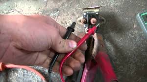 how to test lawn mower solenoids