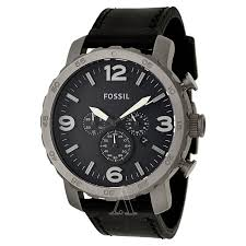fossil nate ti1005 men s watch watches fossil men s nate watch