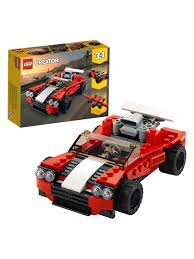 <b>Конструктор LEGO Creator</b> 31100 <b>Спортивный</b> автомобиль LEGO ...