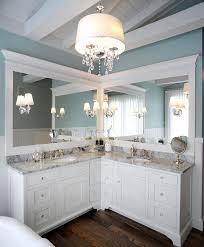 very attractive design corner double sink bathroom vanity gorgeous ideas