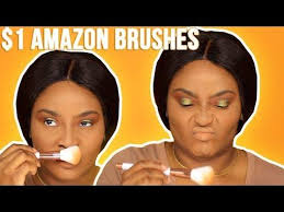 19 00 1 amazon makeup brushes 4 5 stars amazon why you lying