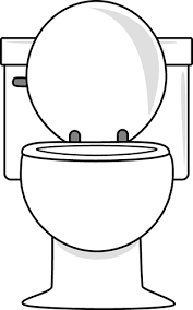 bathroom clipart black and white. Unique Bathroom Vector Freeuse Download White With Lid Up Clip Art Image Picture Black And  White Library Toilet  To Bathroom Clipart Black And I