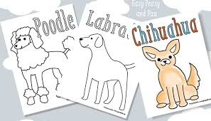 / 9+ cute dog coloring pages. Dog Coloring Pages Free Printable Easy Peasy And Fun