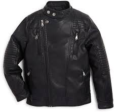urban republic boys faux leather moto jacket sizes 2t 4t