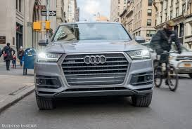 luxury full size suv the audi q7 is luxury suv perfection the hour
