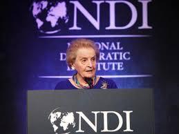 Resultado de imagem para National Democratic Institute