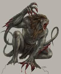 monster creature grendel. Contemporary Monster Grendel  In The Beginning Has Never Talked To A Human Or Heard  Them  To Monster Creature Grendel