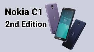 Nokia C1 2nd Edition |