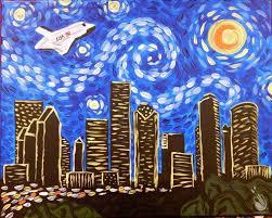 starry night houston