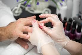 manicure hands spa cuticle oil