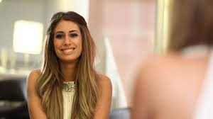 Stacey chanelle clare solomon 1 is an english singer and television personality. Stacey Solomon You Think I M Thick Because Of What I Look Like And Where I M From You Re Wrong Grazia