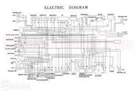 tao tao 110 wiring diagram wiring diagram Chinese 110 ATV Parts at Fushin 110cc Atv Wiring Diagram