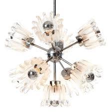 1960s sputnik chandelier light