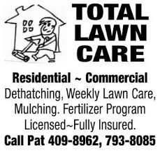 lawncare ad total lawn care ad vault poststar com