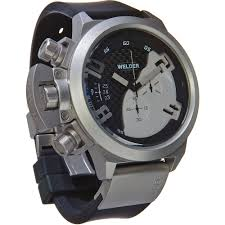 "men s welder k24 50mm chronograph watch k24 3205 watch shop comâ""¢ mens welder k24 50mm chronograph watch k24 3205"