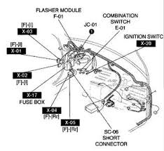 kia flasher location picture questions answers pictures 11 11 2011 1 21 39 am jpg