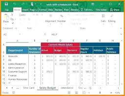 Loan Amortization Calculator Excel Template