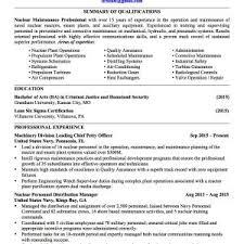 Military Civilian Resume Builder Military To Civilian Resume Builder Conversion Sample For