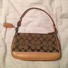 Coach Monogram Small Purse