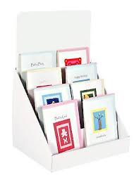 Greetings Card Display Stands Delectable STANDSTORE 32INCH 32 Tier Cardboard Greeting Card Display Stand