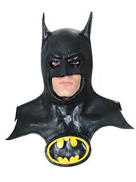 Batman Mask with Cowl and Logo for Adults - Costume Accessories for 2019 -  Wholesale Halloween Costumes