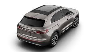 2019 Lincoln Nautilus Color Chart 2019 Lincoln Nautilus Configurator How Wed Spec It Top